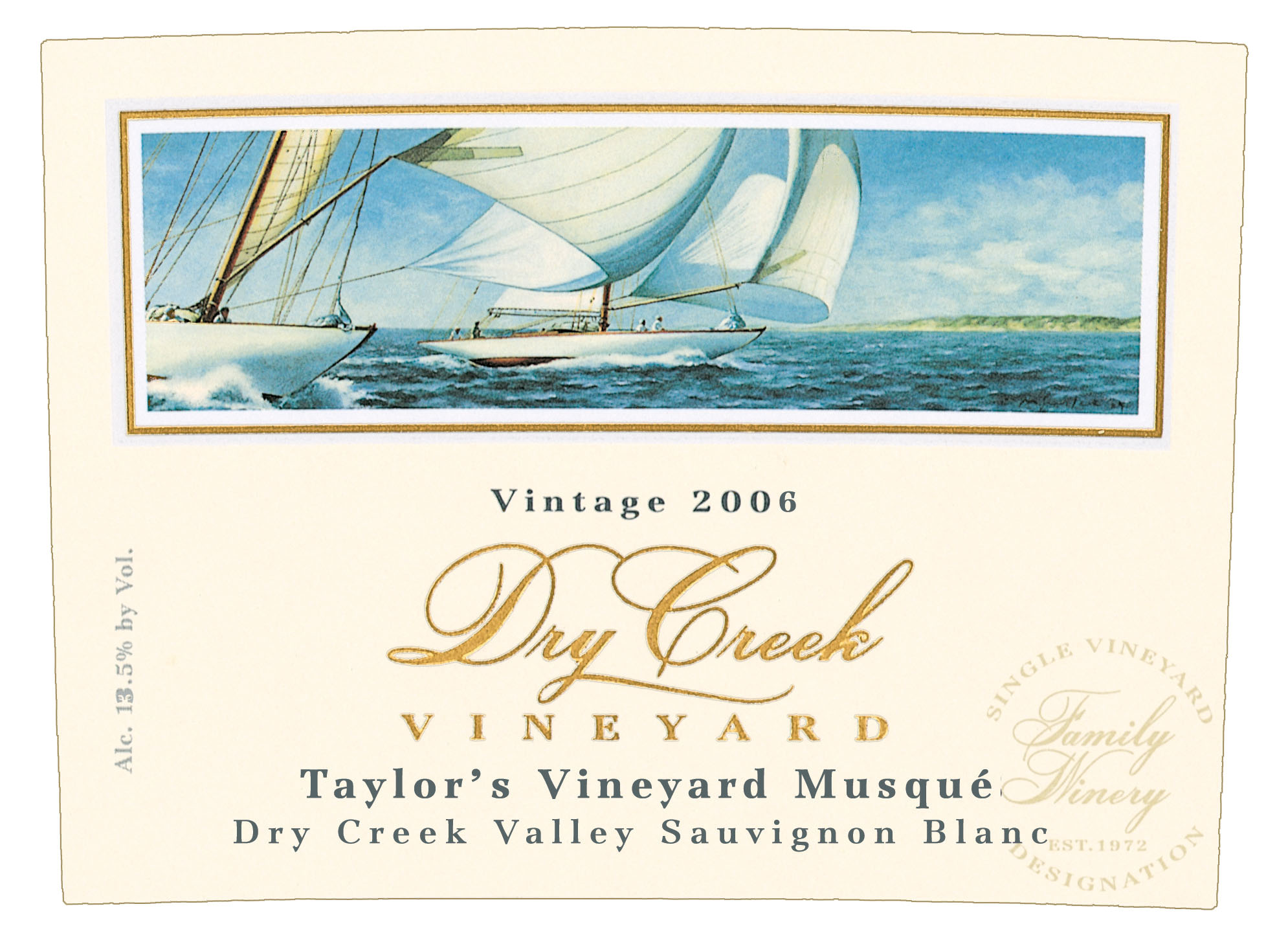 There Are Several Varietals That Come To Mind When I Think Of Dry Creek Vineyard One Those Is Sauvignon Blanc They Make Three Different Offerings