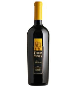 Four Vines 2006 The Sophisticate Sonoma County Zinfandel